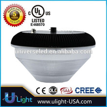 high power ip54 pc cover led high bay light 120w