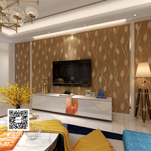top quality soundproof no glue self adhesive vinyl wallpaper paper