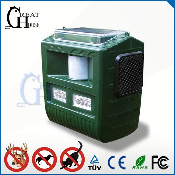 Outdoor Keep Raccoons outin pest control GH-192B