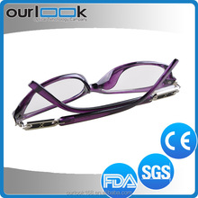 2016 Wholesale Good Quality Anti Blue Ray Cheap Rimless Reading Glasses