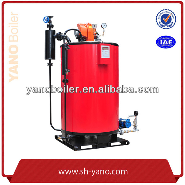 dry cleaners steam boiler