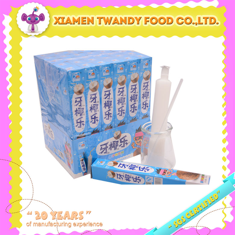 coconut flavor instant <strong>fruit</strong> juice ice pop juice