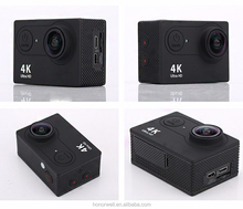 Action camera 4K/30fps 16MP WiFi 170D Camera go waterproof pro go Sport camera