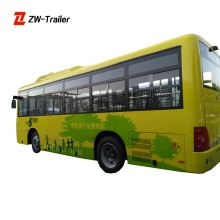 7.2M BUS 29-31SEATS (+6 FOLDING SEATS) BUS 7.2M COACH BUS