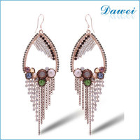 2015 Chinese Jewelry Factory Sale Ladies Alloy Earings in India