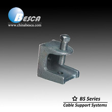 Zinc Beam Clamps for Threaded Rod