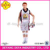 Best gift football star dolls toys for football fan with the FIFA CUP