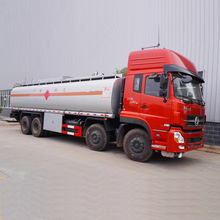 Dongfeng 8x4 30cbm 30000L Fuel Tank Truck Capacity For Sale, Fuel Tanker Truck Dimensions