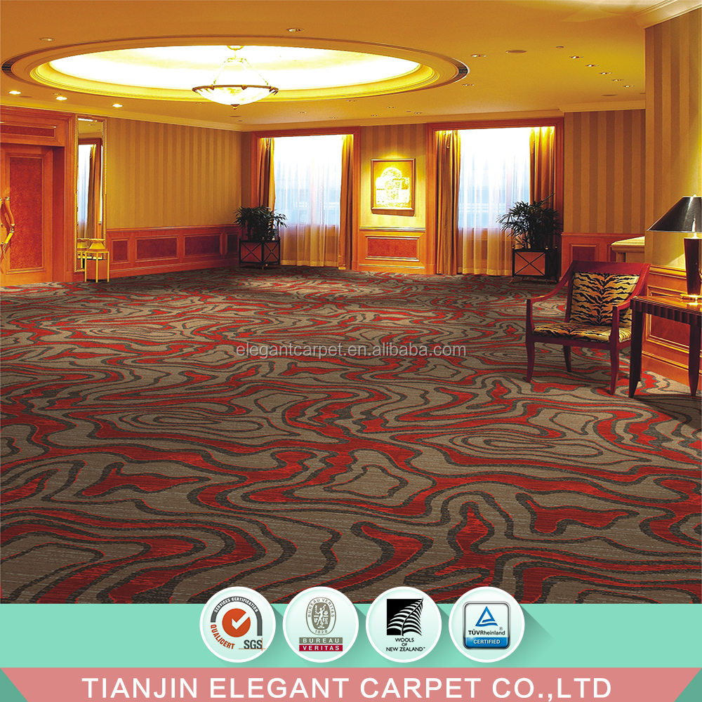luxury hotel wall to wall corridor banquet hall axminister carpet