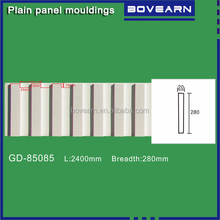 Classic pu foam panel moulding for home decoration
