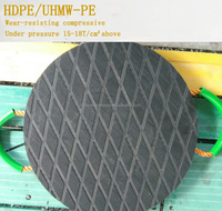 ood quality HDPE ground protection mat/HDPE road mat/construction road mat