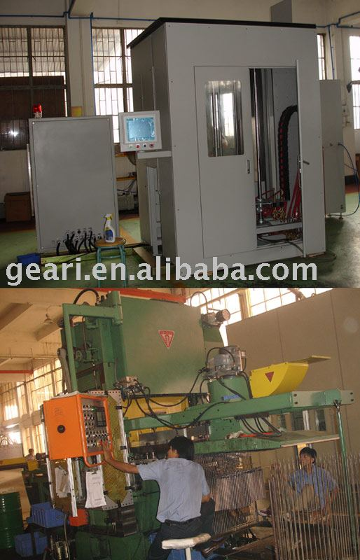 Copper Coil Production & Testing Equipment