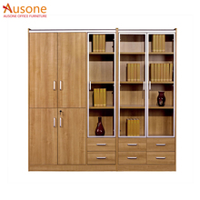 office product melamine panel Beauty diy storage cabinet