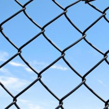 Factory price PVC or Hot Dipped Galvanized Chain Link Fence chain link gard fencing