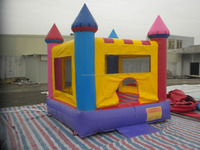 Lower price inflatable bouncer used jumping castles for sale M1069