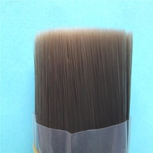 POLYESTER PET PBT HOLLOW TAPERED BRISTLE FILAMENT FOR PAINT BRUSH