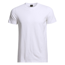 wholesale cheap plain white custom cotton t-shirts