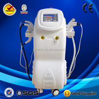 New portable 5 in 1 fast body slimming machines power shape with cavitation vacumm rf