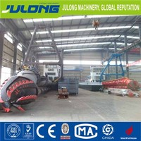 Global Marine Engineering Cutter Head Dredger