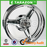 "CNC Alloy Aluminum 17"" Motorcycle Front and Rear Wheels for CBR600"