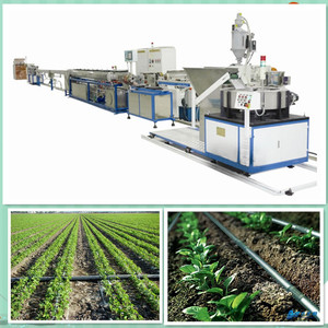China High Speed PE Inline Round Drip Irrigation Tape Making Machine/Production Line manufacturer