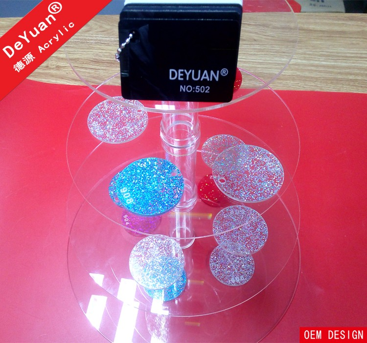 Tree Cupcake Stand Wholesale / High Quality Acrylic Material Cake Stand