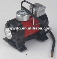 12v air compressor car tyre inflator/heavy duty inflatable air jack(power cord hidden)