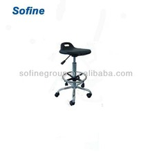 Height Adjustable Lab Stool Chair Esd Lab Chairs
