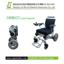 adjustable seat cushion folding power handicapped wheelchair