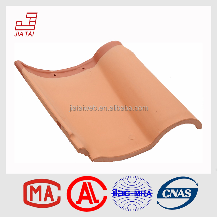 RS-5Y10 Safety building materials Spanish clay roof tile
