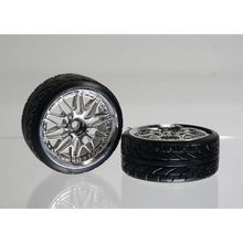 rc car colored tires/wheels for 1/10 on road rc car