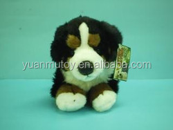 Promotional customized bernese mountain dog stuffed animal