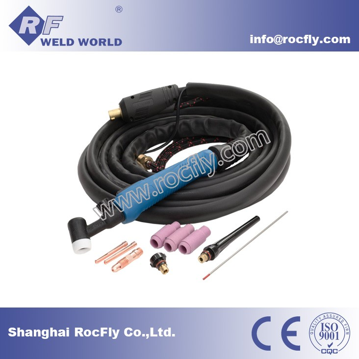 TIG Welding Torch Spare Parts and Consumables
