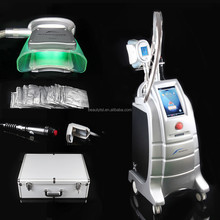 ETG50-3S vertical criolipolisys machine , beauty salon cryolipolysis slimming machine , fat reduce 3 handles cryolipolysis