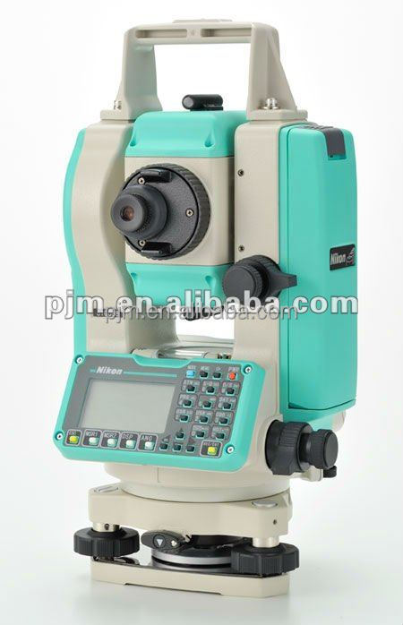 total station functions nikon DTM-322 professional new surveying instrument