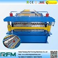 double layer steel coil rolling machine