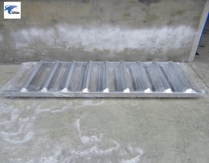 Concrete formwork system for stairs 8-10 steps