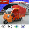 2013 Chinese Hot Cheap Gasoline Motorized Popular Cargo 200CC Three Wheel Motorcycle Dealer