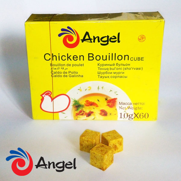 4g chicken bouillon