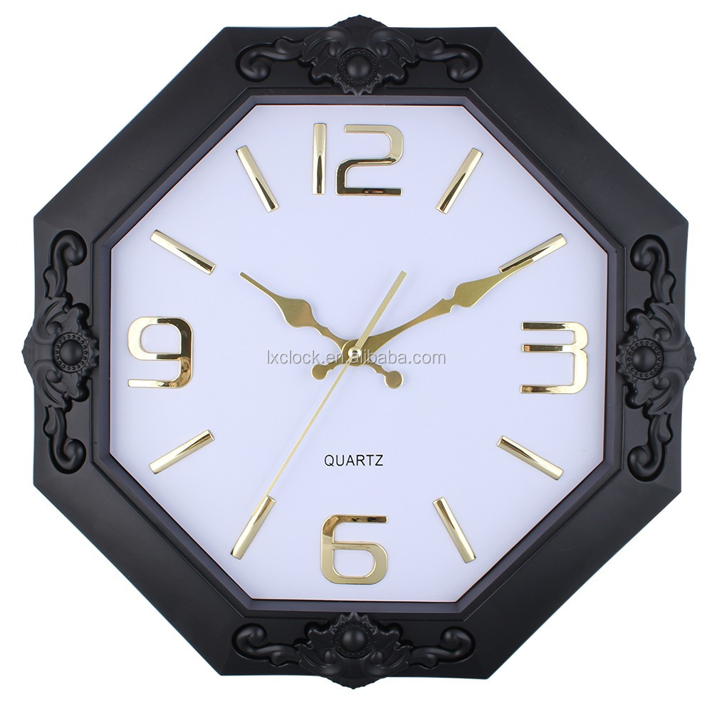 Antique decorative kitchen clocks