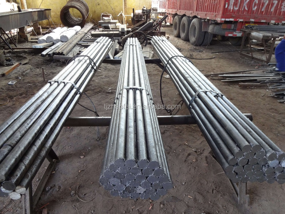 Manufacture forged steel round bar s45c