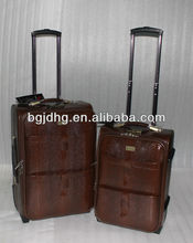 new style 2013 fashion polo trolley luggage 3 picecs