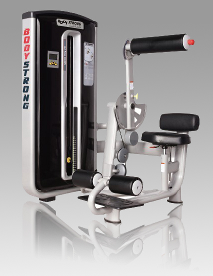 2013 new BS-009 Lower back Machine commercial belly bodybuilding back exercises machine