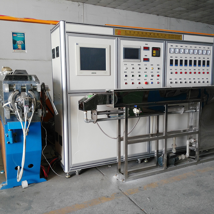 cable and wire coating machine made in china