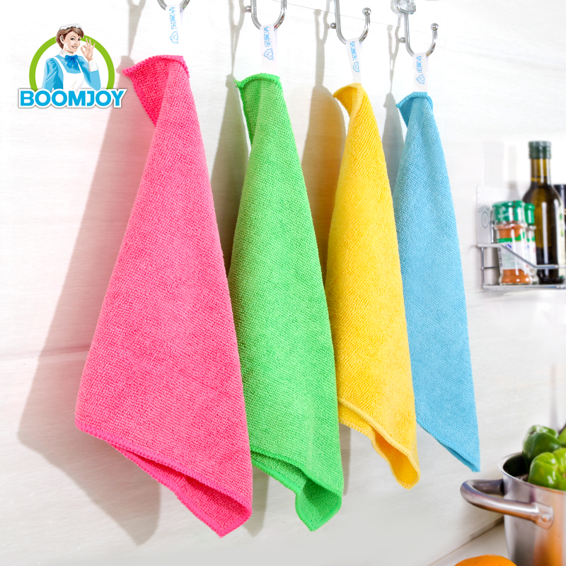 Multi-functional cheap and ultra soft reusable microfiber car towel