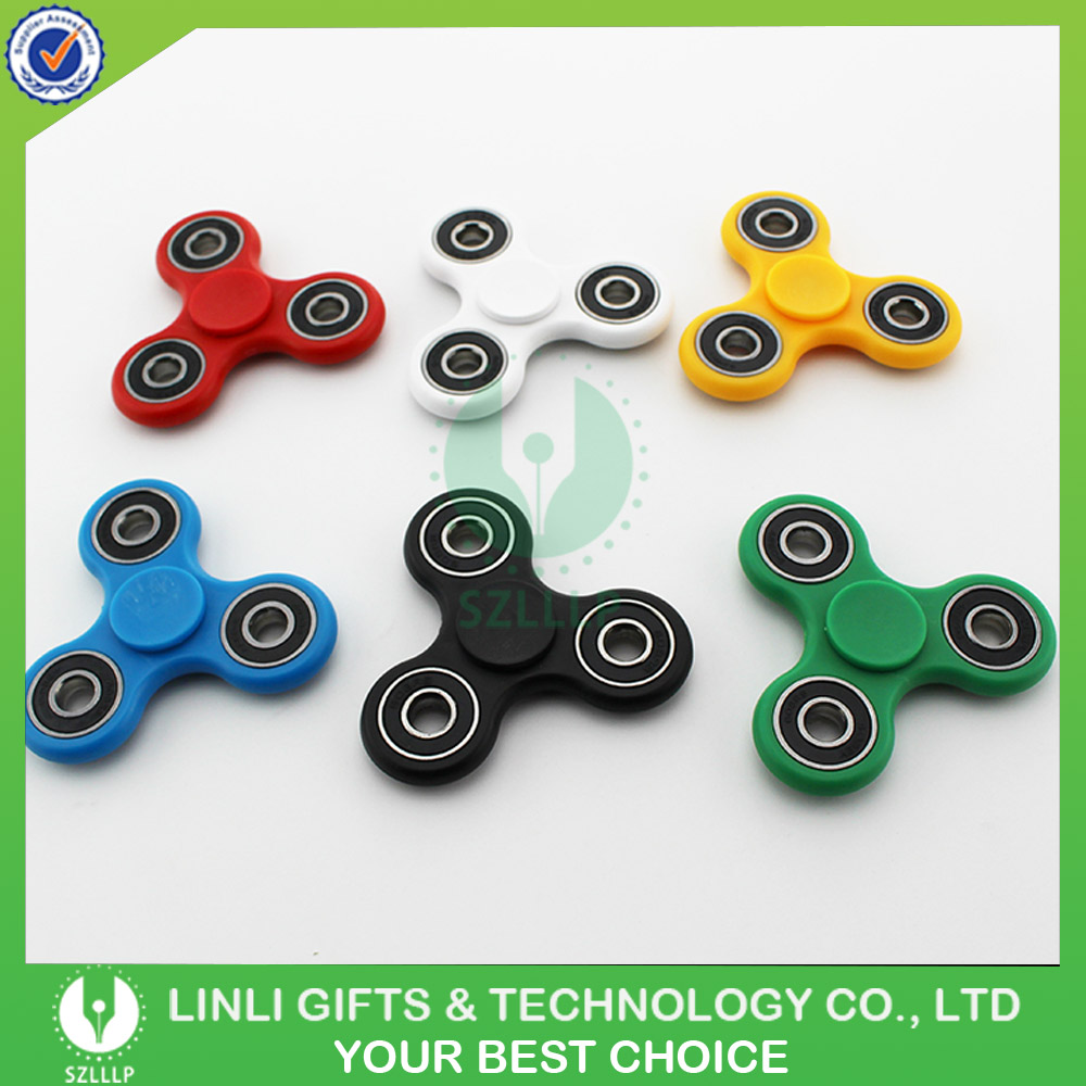 Hand Spinner New Triangle Hand Spinner Fidget EDC Focus Toy Relieve Stress and Anxiety for Children and Adults