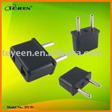 US to EU Plug Adapter (DY-51)