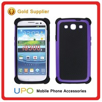 [UPO] New Arrival Combo Hybrid Armor Cell Phone Case for Samsung Galaxy S3 i9300