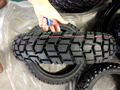 tubeless motorcycle tire 410-18 with off-road pattern