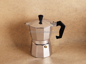 kitchen appliance classics aluminium coffee maker